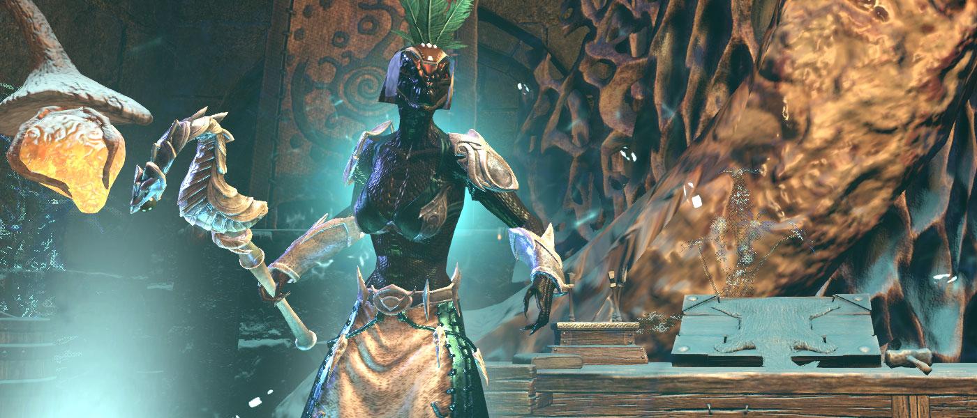 ESO Magicka Warden Healer -